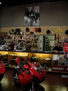 GP Motorcycles and Moto Forza