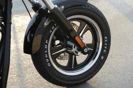 2013 Victory Judge Front Wheel