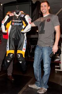 2012 Dainese Motorcycle Gear Blake Young