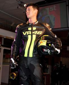 2012 Dainese VR46 jacket AGV GRID sunMoon