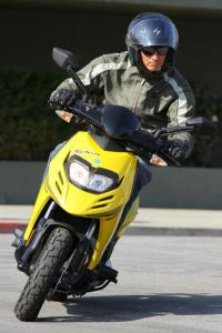 2012 piaggio typhoon 125 review - motorcycle