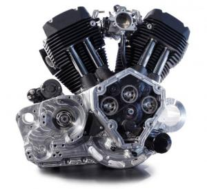 2012 Confederate Hellcat Engine