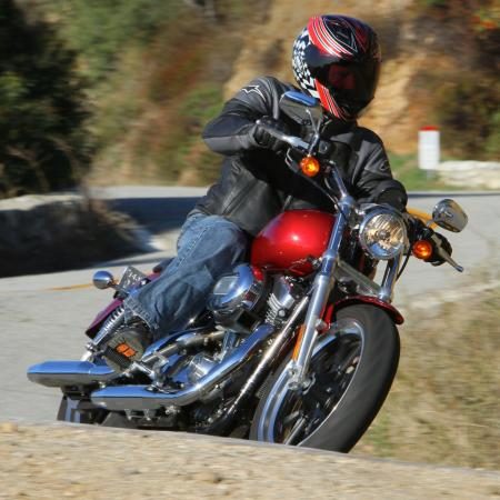 2012 Harley-Davidson SuperLow Front Right