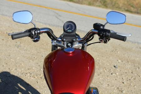 2012 Harley-Davidson SuperLow Bars IMG_8591