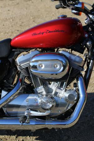 2012 Harley-Davidson SuperLow Engine IMG_8592