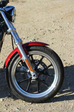 2012 Harley-Davidson SuperLow Wheel IMG_8594
