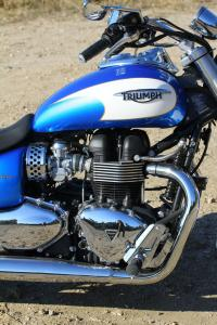 2012 Triumph America Engine