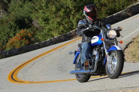 2012 Triumph America Front Right IMG_8782