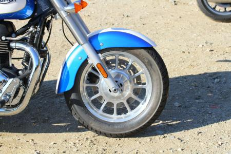 2012 Triumph America Front Wheel IMG_8644