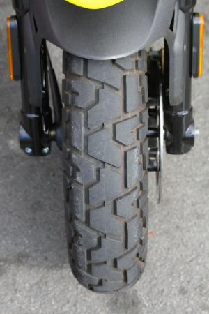 2012 Piaggio Typhoon 125 Front Wheel 9977