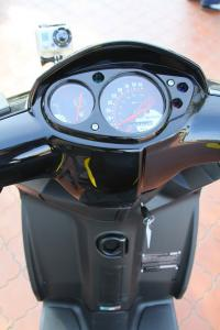 2012 Piaggio Typhoon 125 Bars Gauges