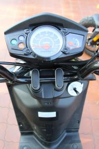 2012 Yamaha Zuma 125 Bars Gauges