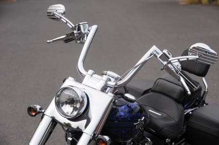 picture: other - 2012 harley-davidson cvo softail convertible mini