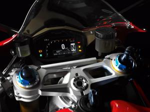 2012 Ducati Panigale Gauges