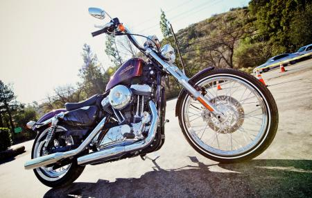 2012 Harley-Davidson Seventy-Two Beauty