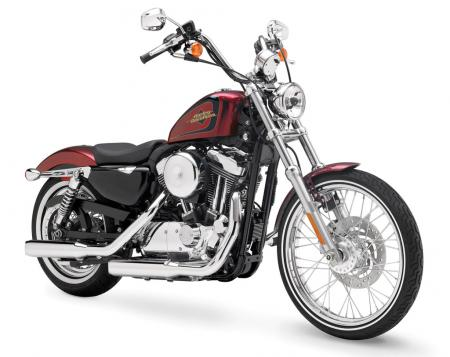 2012 Harley-Davidson Seventy-Two Front Right