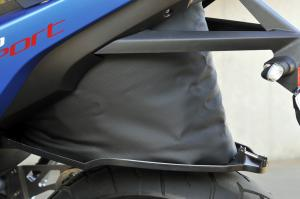 2012 BMW C 600 Sport Flexcase underseat storage