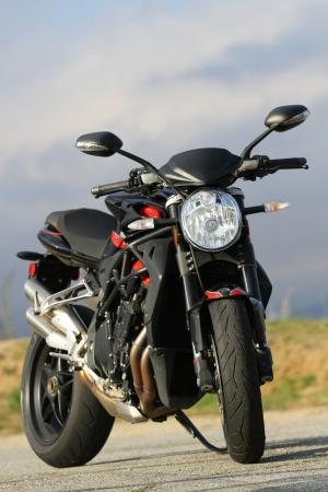 2012 MV Agusta Brutale 1090R Front Right