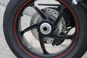Speed Triple R PVM Wheel