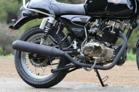 Cleveland CycleWerks Tha Misfit Exhaust 7365