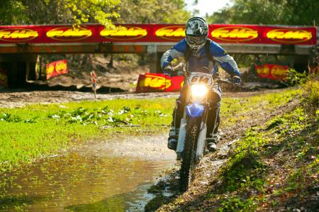 2012 Yamaha WR450F Review
