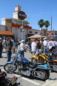 2012 Daytona Bike Week Harley-Davidson Dealership