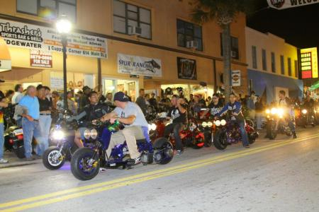 2012 Daytona Bike Week Rally