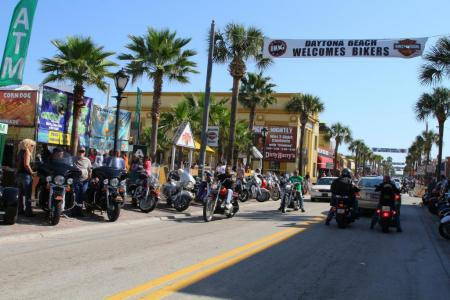 2012 Daytona Bike Week Report
