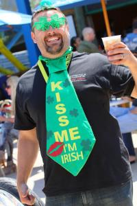 2012 Daytona Bike Week Kiss me I'm Irish