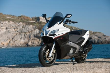 2012 Aprilia SRV 850 Beauty