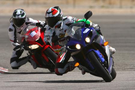 2012 Japanese Superbike Shootout Track