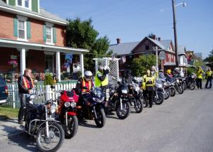 Group Ride West Virginia
