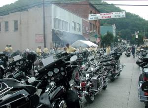 Harley Dressers in Marlinton West Virginia