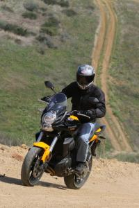 2012 650 Adventure Touring Shootout Kawasaki Versys Trail Riding