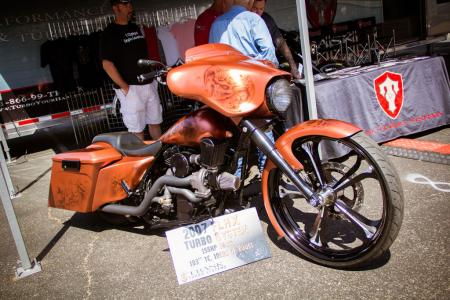 2012 Laughlin River Run Custom Harley-Davidson FLHX