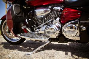 2010/2012 Custom Star Stratoliner Deluxe Chrome Accessories