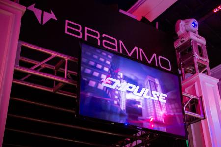2012 Brammo Empulse Unveil Screen IMG_5445