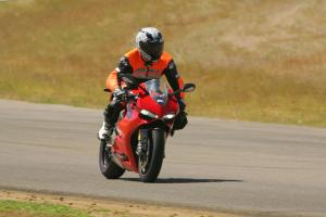 2012 Ducati 1199 Panigale S Track Test