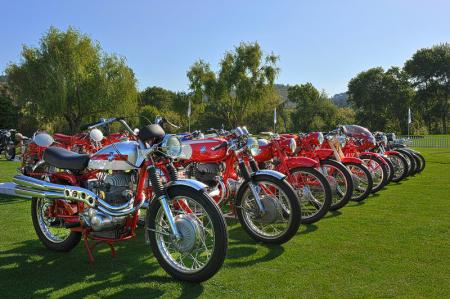 2012 Quail Motorcycle Gathering MV Agustas