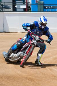 Speedway Grand Prix in America Tom Roderick