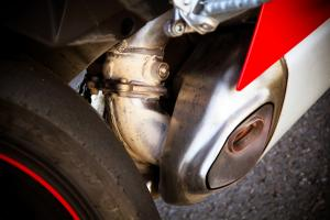 2012 Ducati 1199 Panigale S exhaust