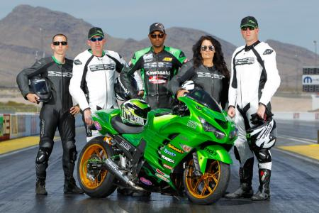 Kawasaki ZX-14R Zero to Hero Contestants