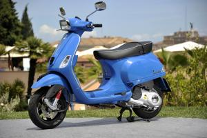 2013 Vespa S 150 Left Side