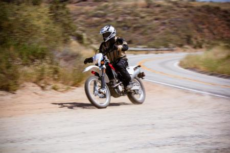 2012 Husqvarna TE250 Trail Ride