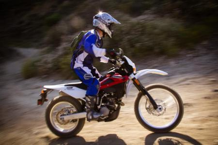 2012 Husqvarna TE250 Action Right