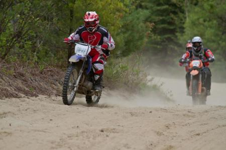Dirt Bike Tour in Ontario