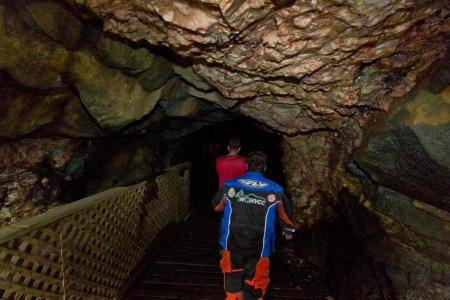 Ontario Cave Exploration