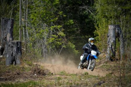 Ontario Dirt Bike Trails