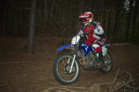 Trail Riding Near Mattawa