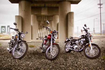 2012 250cc Cruiser Shootout